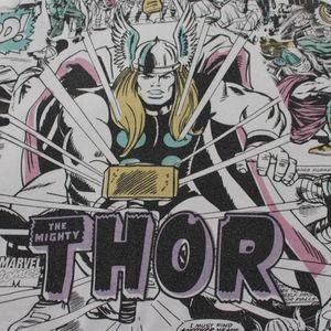 THOR! (Marvel Comics) Racerback Tee, Medium